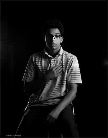 Teen DRAMA - Portraits