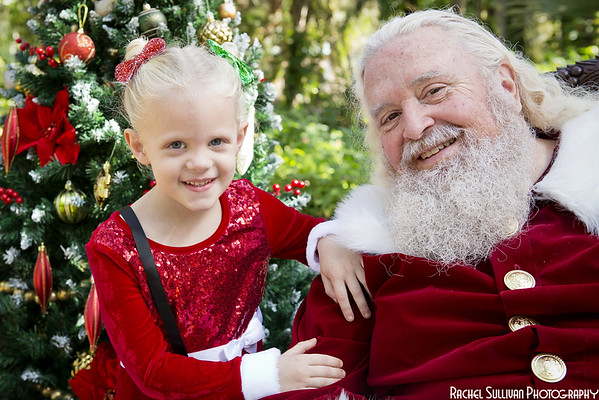 Santa 2019: Sky and Christy (and Luna, too!)