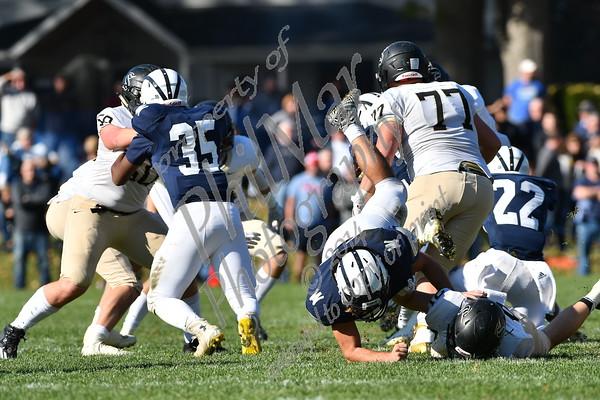 Berks Catholic vs Wyomissing High School Football 2016 - 2017