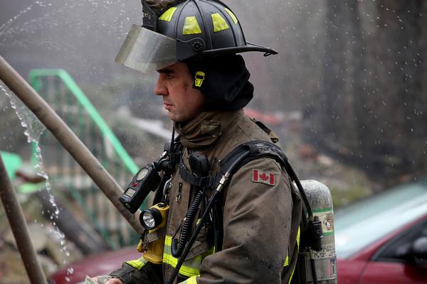April 7, 2009 - Fatal Working Fire - 243 Gainsborough Road