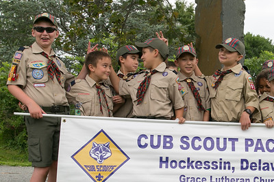 Hockessin 4th of July Parade - 2015
