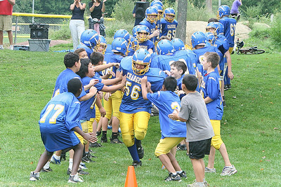Chargers vs Wolverines 7-8 /9/608