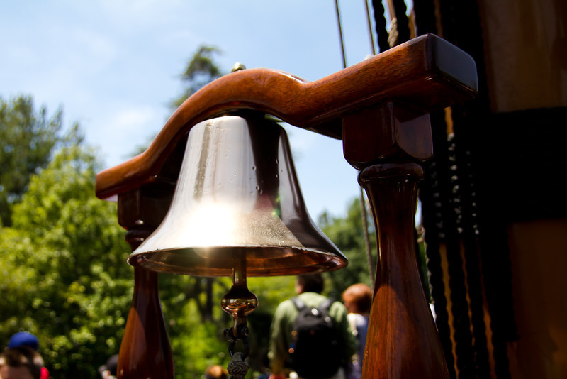 The Sailing Ship Columbia's Bell