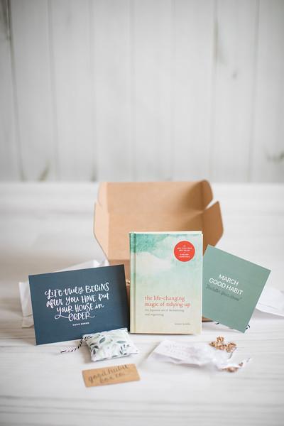 Good Habit Box Co MARCH