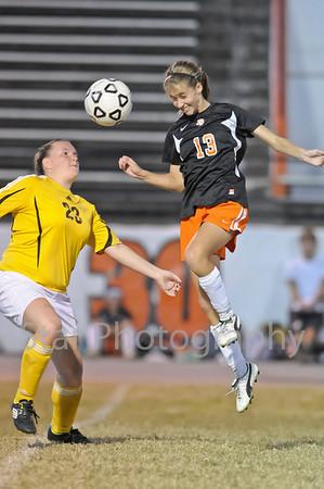 EHS vs Crockett 10-11-2010
