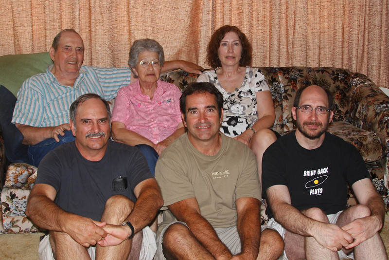 Bob and Darlene Dietze Family 2011.jpg