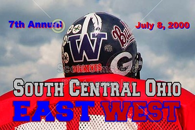 2000 South Central Ohio All-Star Game (07-08-00)