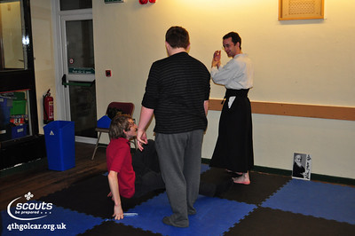 March - Aikido