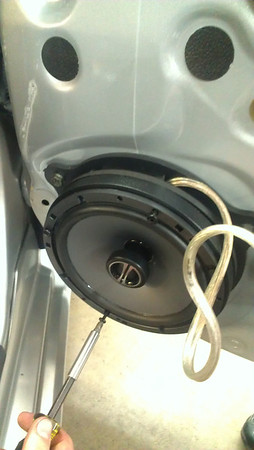 2003 Nissan 350Z Front Speaker Installation - USA