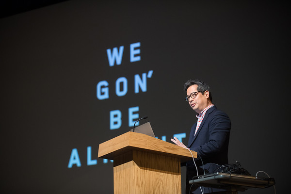 Jeff Chang Lecture, March 2019
