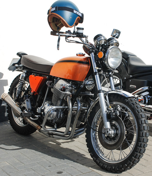Spanners CB750