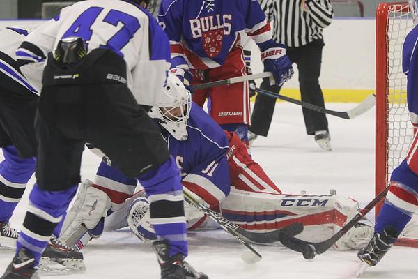 Boys' JV Hockey vs. Top Gun | December 9