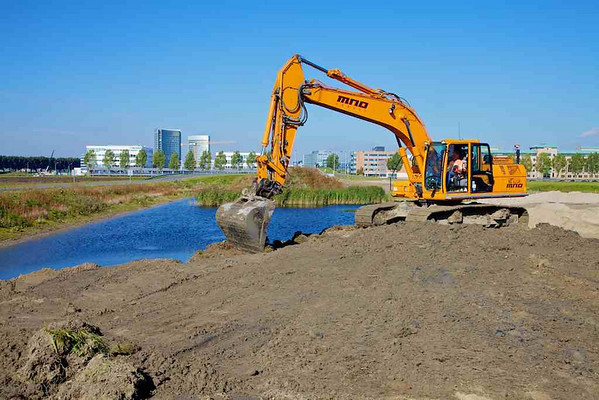 Schiphol Airport - Amsterdam - Highway Project