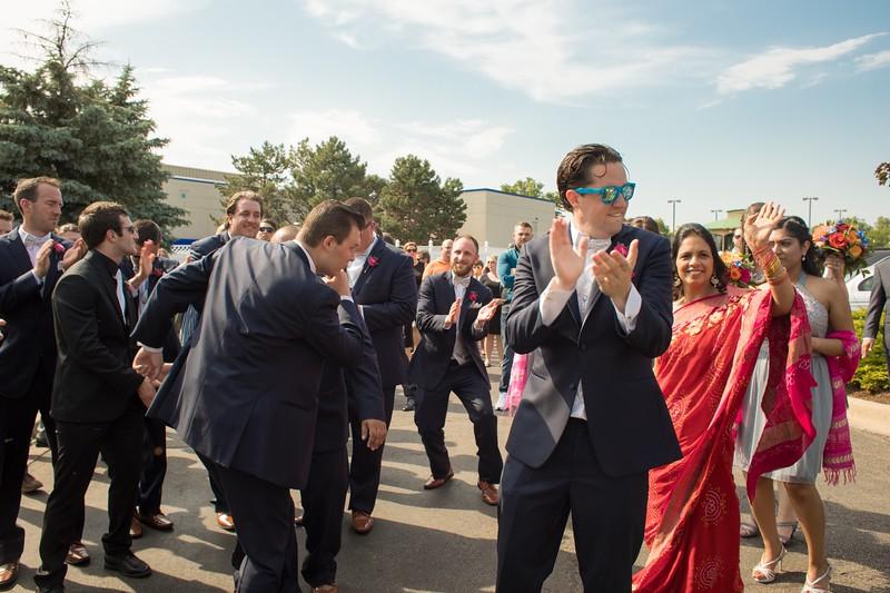 LeCapeWeddings Chicago Photographer - Renu and Ryan - Hilton Oakbrook Hills Indian Wedding - B 56.jpg