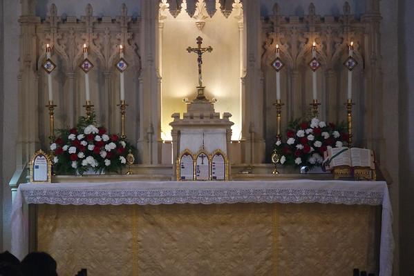 EF High Mass: 25th Anniversary of Ordination of Fr. Jeffrey Keyes