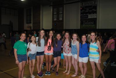 Middle School Sock Hop 2014