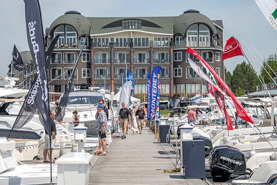 In Water Boat Show Bay Harbor 2018