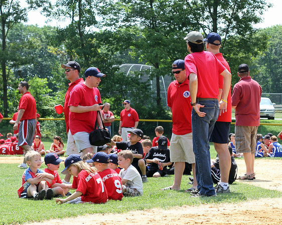 2011 Lakeland Little League Closing Ceremonies