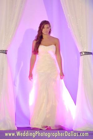 Dallas Bridal Portraits Show