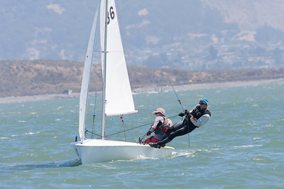 US Sailing CHUBB Junior Championships day 1