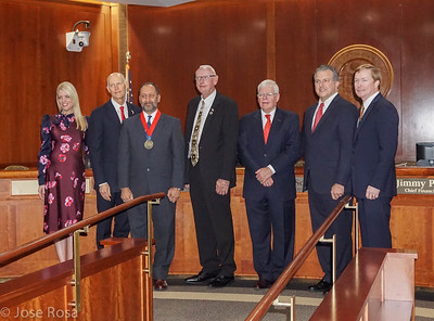FLORIDA VETERANS HALL OF FAME 2018