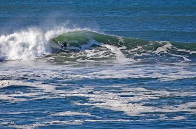 ocean beach - 1/2/2013