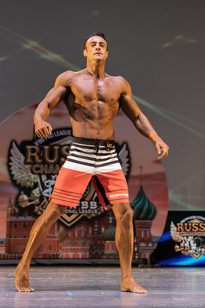 Men's Physique F