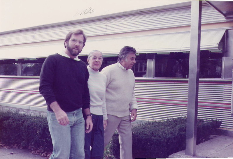 Peter Mom & DadBy a diner.jpg