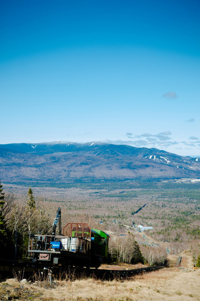 Mount Washington, May 2014