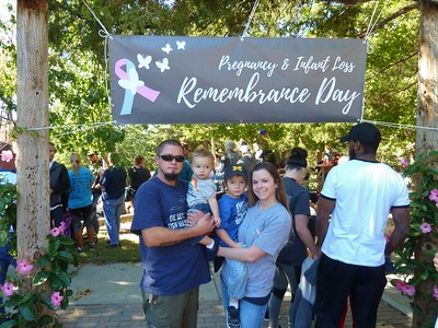 2017-10 Pregnancy & Infant Loss Remberance Day & 5K