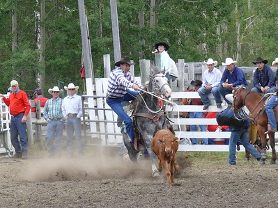 Calf Roping Section 3