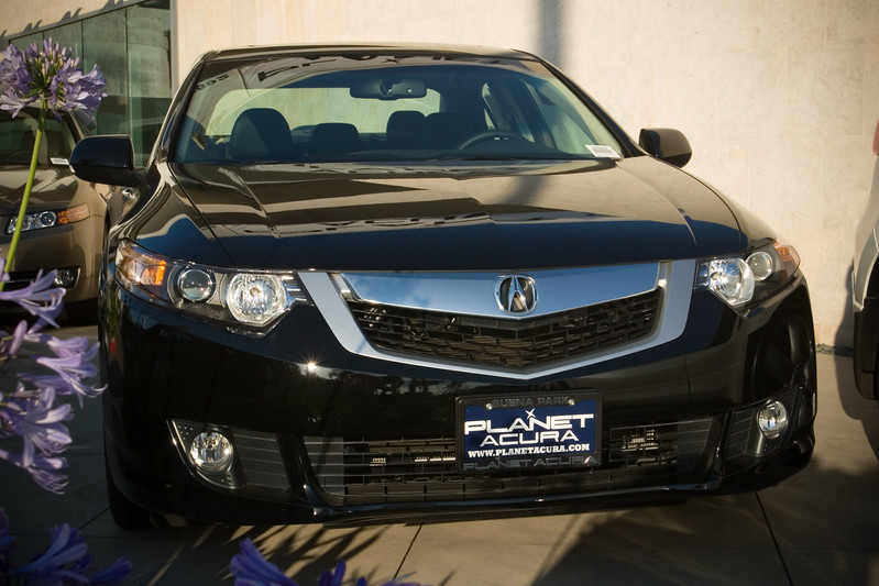 Did I mention that I really do not like the new TSX's grille?
