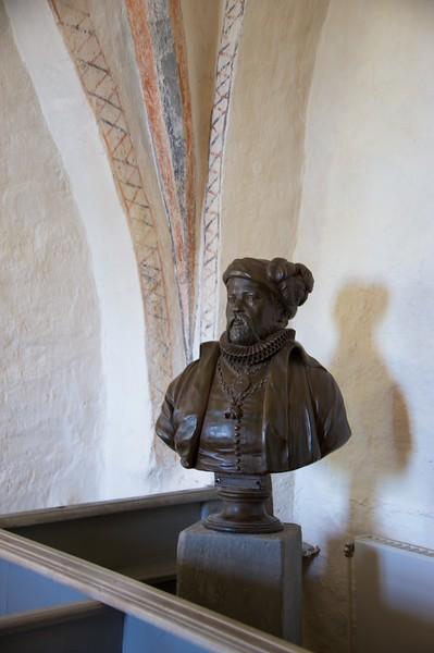 Tycho Brahe på Ven, Sankt Ibb Kyrka - Version 2