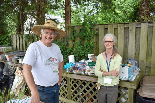 Native Plant Sale May, 2019
