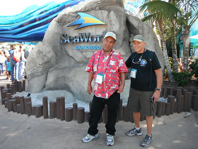 San Diego & Sea World #1816 (Mar 26-29)