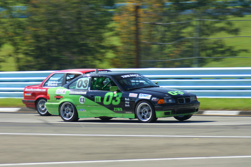 "BMW CCA Club Racing, Watkins Glen International, ""Bus Stop""; 20-Sep-2013, Friday Enduro"