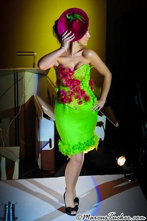March 2009 - Larysa Kucak Fashion Show