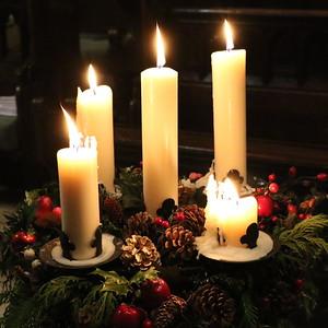 Midnight Mass at St Mary's - 24/25 December 2019