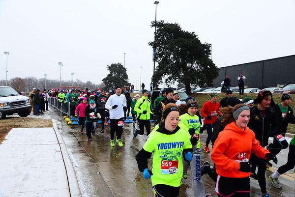 Great Santa Run 2013