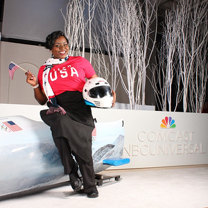 Comcast NBCUniversal Olympic Viewing Party