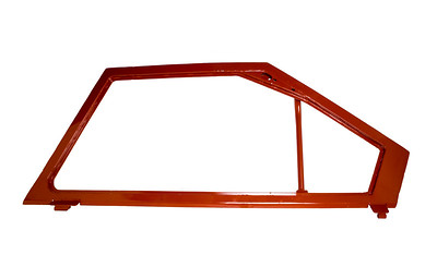 FIAT SUPER COMFORT CAB LH CAB DOOR FRAME STEEL