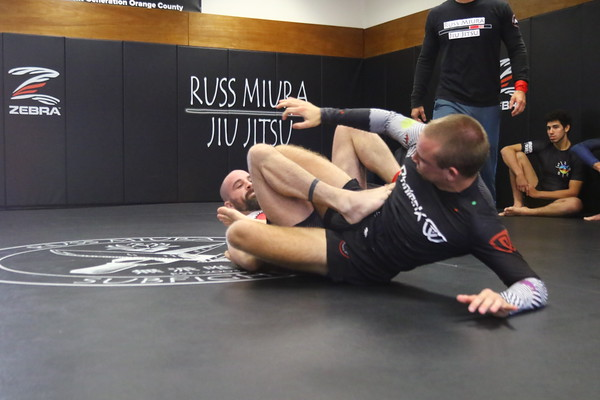 Russ Miura No Gi Intermediate Classic