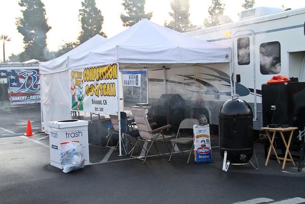 Knotts BBQ 2011-2012