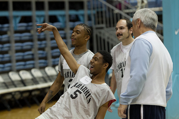 2012 UNC Basketball Clinic