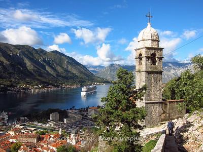 Kotor, Montenegro, 6 November 2013