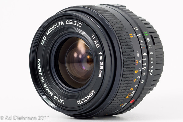 MD Celtic 28mm 1:2.8