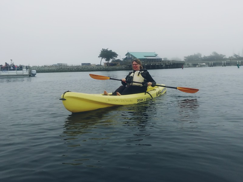 Elkhorn Slough Kayaking