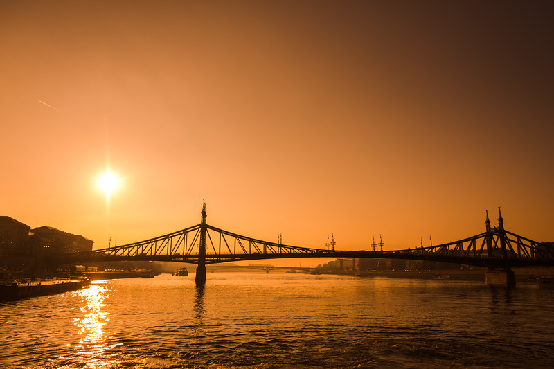 Budapest Early Morning