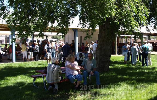 2013 Lassen High Alumni Association Picnic