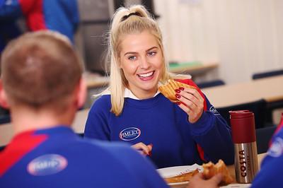 30/12/19 - Costa Coffee reveal Vegan Ham & CheeZe Toastie Taste Test
